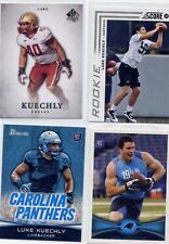 Luke Kuechly rc lot 2012 Topps Score Retro Strata SP Authentic 19 Rookie cards