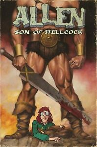 Allen - Son of Hellcock by Will Tracy and Gabe Koplowitz (2017, Hardcover)