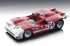 ALFA ROMEO T33/3 #54 BRANDS HATCH 1000KM 1971 WINNER 1/18 BY TECNOMODEL TM18-50A