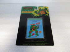 Vintage TMNT miniatures CONSTRUCTION PAPER new