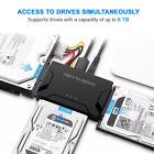 "3.0 to IDE | SATA Converter USB External Hard Drive Adapter Kit 2.5""/3.5"" Cable"