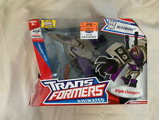 Transformers Animated: Blitzwing Decepticon Triple Charger Voyager Class