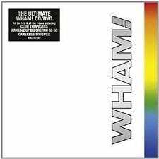 WHAM : THE FINAL  collection  - CD + DVD New Sealed IN STOCK