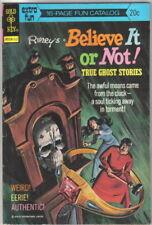 Ripley's Believe It or Not! Comic Book #44 Gold Key 1973 FINE+