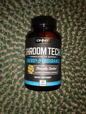 Onnit Shroom Tech Energy & Endurance Cordyceps Mushroom 84 Caps FREE shipping