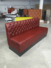 Restaurant seating, commercial furniture, booth bench sofa, bespoke