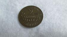 Très Belle monnaie 2 centimes Dupuis 1913 / SUP