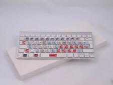 Apple Magic Keyboard (A1314), Deutsche Tastatur, Bluetooth, Kabellos - Final Cut