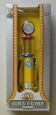 "CADILLAC CYLINDER GAS PUMP YATMING 1:18 Diecast Miniature 5.25"" H 1920's"