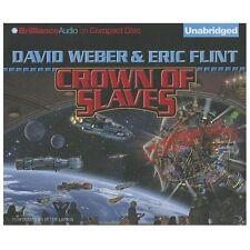 David Weber, Eric Flint CROWN OF SLAVES Unabridged 16 CD 19 Hrs *NEW* FAST Ship!
