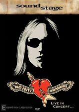 Tom Petty and the Heartbreakers Live DVD NEW