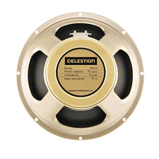 "BNIB CELESTION G12H 75 CREAMBACK H GUITAR SPEAKER 12"" 16ohm 75 watts"