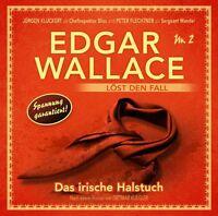 DAS IRISCHE HALSTUCH-FOLGE 2 - WALLACE,EDGAR   CD NEU