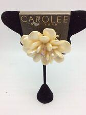 $65 Carolee flower burst pin brooch   #399A