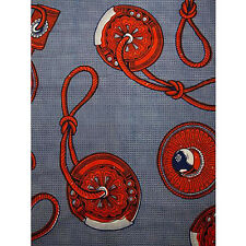 African Gadgets Print Fabric BY 1/2 YARD Ankara kitenge fancy wax p1265