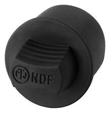 NDF-1 - Staubschutzkappe für XLR-Einbaubuchsen schutz vor Staub, Schmutz