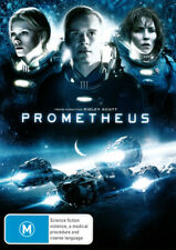 Prometheus  - DVD - NEW Region 4