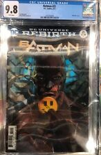 "Batman #21 Lenticular Cover CGC 9.8! Watchmen ""Button"" X-over! IN STOCK NOW!"