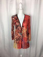 Nic + Zoe Linen Blend Cardigan Size Petite Small - MSRP $129