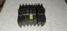 7 chipped Federal Pacific Fpe Stab-Lok Breaker 1 Pole 20 Amp 120V Thin