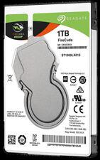 "Seagate FireCuda Gaming SSHD 1TB SATA 6.0Gb/s 2.5"" Notebooks / Laptops Internal"