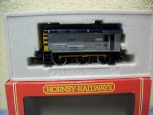 Class 08 Diesel Loco 08661 'Europa' Railfreight Hornby R.2008 '00 Boxed, 1997-98