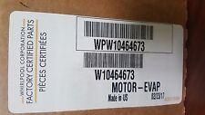 Whirlpool Refrigerator Fan Motor - W10464673 - WRF560SFYM04