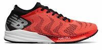New Balance Men's FuelCell Impulse Shoes Red with Black