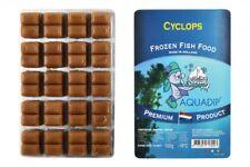 18 x Cyclops 100 gram Blister Packs - Premium Frozen Fish Food