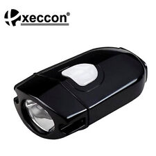 Xeccon Link USB Rechargeable 300 Lumen LED Bike Light with Strobe Mode