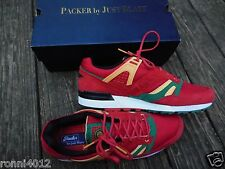 Saucony Grid x Packer Just Blaze Casino mens shoes sneakers red 8 ( UK 7 )