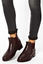 Pull On Casual Textured Boots for Women