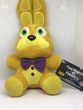 OFFICIAL Five Nights At Freddys Spring Bonnie Plush FNAF Hot Topic exclusive!