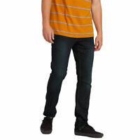 Volcom Men's 2X4 Skinny Fit Jeans Vintage Blue Clothing Apparel