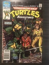 1988 Eastman & Laird's Teenage Mutant Ninja Turtles Adventures #1 Mini-Series