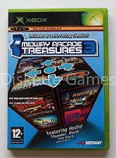 MIDWAY ARCADE TREASURES 3 - XBOX - PAL ESPAÑA - TREASURE