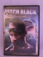 Pitch Black (Dvd, 2004, Full Frame Edition) Vin Diesel Rated R