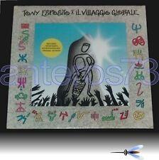 """TONY ESPOSITO """"VILLAGGIO GLOBALE"""" LP SIGILLATO - EUGENIO BENNATO"""