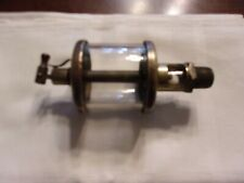 Vintage Consolidated Brass Co. hit & miss gas engine oiler