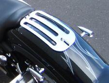 Yamaha XV 1600 Wild Star CHROME SOLO LUGGAGE RACK / CARRIER (662-0661)