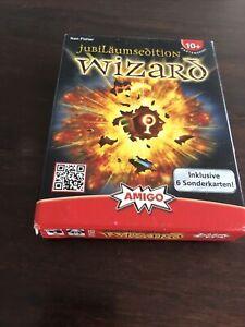 Jubiläumsedition Wizard Mit 6 Sonderkarten