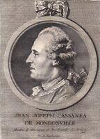Jean-Joseph Cassanéa de Mondonville Compositeur Musique Narbonne Baroque
