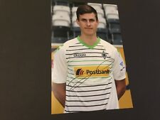 HAVARD NORDTVEIT BORUSSIA MÖNCHENGLADBACH signed In-Person Photo 20x30 Autogramm