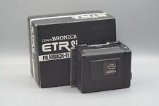 Zenza Bronica ETRSi Filmback Ei Boxed Mint