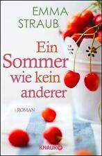 Emma Straub  ►  Ein Sommer wie kein anderer   ►►►UNGELESEN