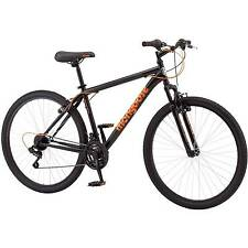 "Men's Mountain Bike 27.5"" Aluminum Wheels Bicycle Shimano Suspension Bikes NEW"