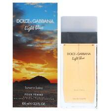 Dolce & Gabbana Light Blue Sunset In Salina Eau de Toilette 100ml Spray For Her