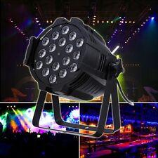 270W RGB LED Stage Lighting PAR Light DMX-512 Party Disco DJ Xmas Lights