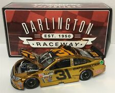 Caterpillar 1:24 scale NO. 31 Throwback Chrome NASCAR C315821C5RNCL