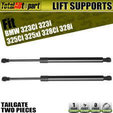 2x Rear Trunk Lift Supports Shock Struts Springs Props for BMW E46 323i 325i 328